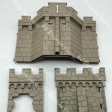 Playmobil: PLAYMOBIL CASTILLO PAREDES AMPLIACIÓN. Lote 205865572