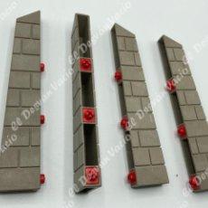 Playmobil: PLAYMOBIL 3268 CASTILLO CONTRAFUERTE PAREDES AMPLIACIÓN. Lote 205865602