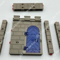 Playmobil: PLAYMOBIL 3268 CASTILLO PASARELA PUERTA AMPLIACIÓN. Lote 205865832