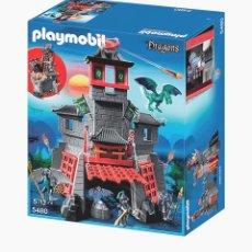 Playmobil: SET FORTALEZA SECRETA DEL DRAGÓN DRAGONS REFERENCIA 5480, NUEVO, A ESTRENAR. Lote 206504611