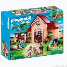 Playmobil: SET PLAYSET PLAYMOBIL CLÍNICA VETERINARIA REFERENCIA 5529, NUEVO, A ESTRENAR. Lote 206504857