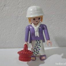 Playmobil: PLAYMOBIL FIGURA MUJER VICTORIANA,OESTE,CITY.... Lote 207154141