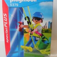 Playmobil: PLAYMOBIL - LIMPIAVENTANAS. Lote 207294028