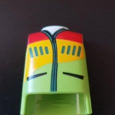 Playmobil: PLAYMOBIL CUERPO TORSO VERDE AMARILLO ROJO CICLISTA CIUDAD DEPORTES CREMALLERA MEDIEVAL VIKINGOS. Lote 208691670