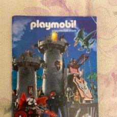 Playmobil: PLAYMOBIL CATALOGO NUEVO. Lote 209302923