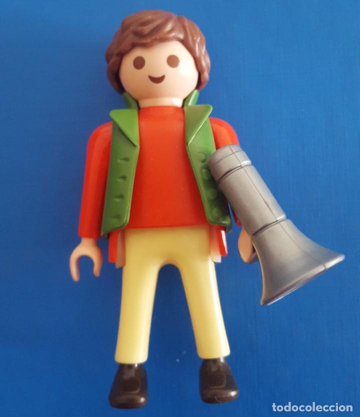 FIGURA PLAYMOBIL GEOBRA 1990 (Juguetes - Playmobil)