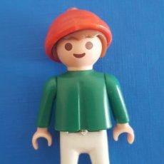 Playmobil: FIGURA PLAYMOBIL NIÑO GEOBRA 1981. Lote 209602030