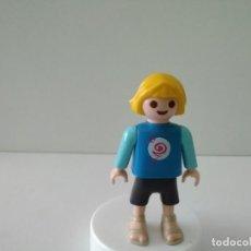 Playmobil: PLAYMOBIL FIGURA NIÑO NIÑA/TELMA. Lote 209685375