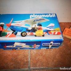 Playmobil: AVIÓN PLAYMOBIL 1974 GEOBRA. Lote 209713605