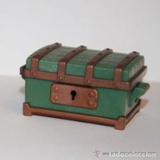 Playmobil: PLAYMOBIL MEDIEVAL COFRE PIRATA TESORO. Lote 254458385