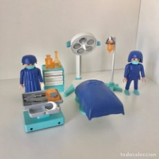 Playmobil: PLAYMOBIL LOTE QUIRÓFANO HOSPITAL. Lote 210014408