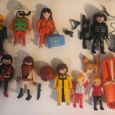 Playmobil: PLAYMOBIL LOTE VARIADO CON ACCESORIOS. Lote 210658415