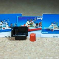 Playmobil: PLAYMOBIL LUZ SEÑALIZACION SEÑAL DERECHA 3539 3999 3599 PARTES PIEZAS BARCO PATRULLERA. Lote 211443021