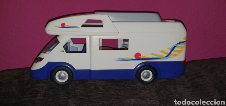 CARAVANA PLAYMOBIL REF 4859 SUMMER FUN FAMILY HOLIDAY IDEAL PIEZAS (Juguetes - Playmobil)