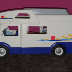 Playmobil: CARAVANA PLAYMOBIL REF 4859 SUMMER FUN FAMILY HOLIDAY IDEAL PIEZAS. Lote 211520825