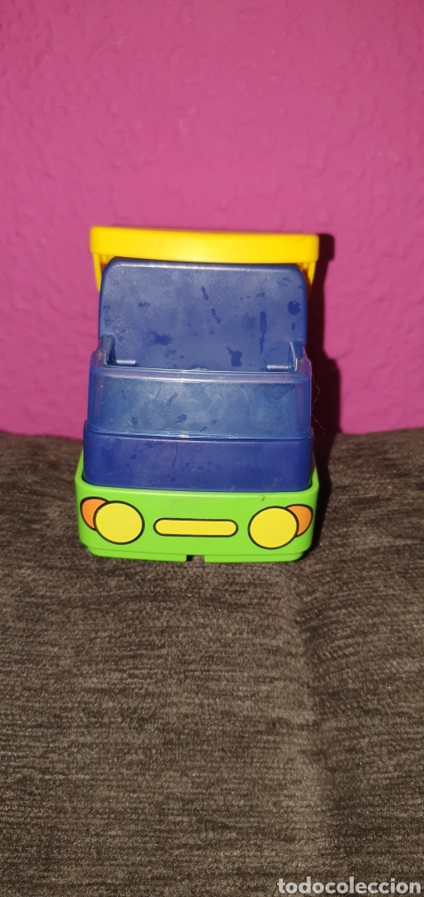 Playmobil: Playmobil 123 Geobra 2007 camión infantil - Foto 2 - 211520974