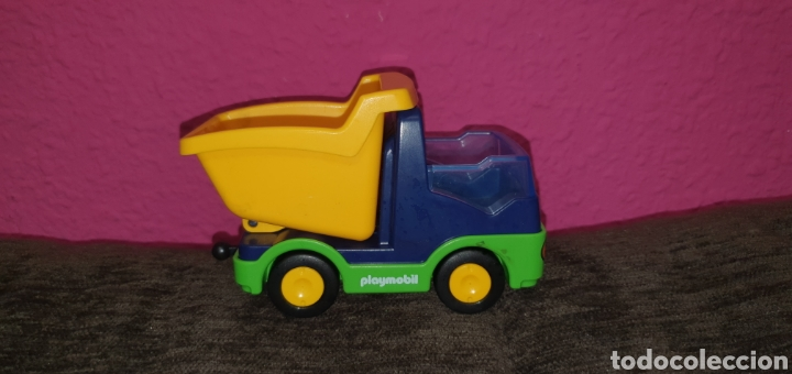 Playmobil: Playmobil 123 Geobra 2007 camión infantil - Foto 3 - 211520974