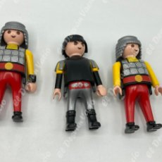 Playmobil: PLAYMOBIL LOTE FIGURA CLICK CASTILLO MEDIEVAL DRAGON CORTE. Lote 212313087