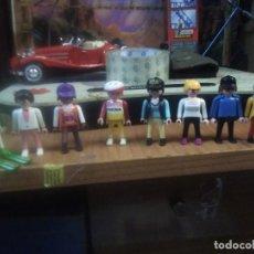 Playmobil: LOTE 8 KEKOS PLAYMOBIL VARIOS MOTIVOS. Lote 213162825