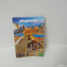 Playmobil: PLAYMOBIL CATALOGO AÑO IDEAL REFERENCIAS ESQUI MEDIEVAL OBRAS PIRATAS INDIOS CONSTRUCCION GRANJA. Lote 213284152