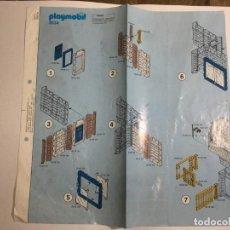 Playmobil: INSTRUCCIONES DE PLAYMOBIL ZOO 3634. Lote 213557471