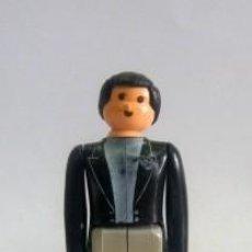 Playmobil: PLAYMOBIL ARTICULADO CON ESMOQUIN. CLICK-001. Lote 213659302