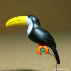 Playmobil: PLAYMOBIL TUCÁN, AVE PAJARO ZOO ANIMALES SALVAJES SELVA. Lote 295384648