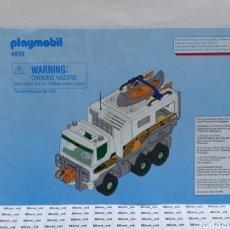Playmobil: PLAYMOBIL 4839 INSTRUCCIONES MONTAJE MANUAL CAMIÓN AVENTURAS. Lote 213920542