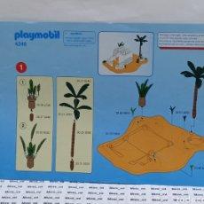 Playmobil: PLAYMOBIL 4246 INSTRUCCIONES MONTAJE MANUAL CASA BANDIDOS LADRÓN DIORAMA ÁRABE EGIPCIO. Lote 213920641