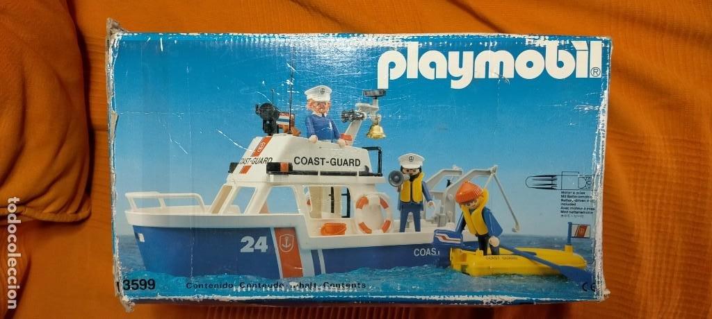 Playmobil: PLAYMOBIL. REF 3599. COAST-GUARD - Foto 5 - 214071856