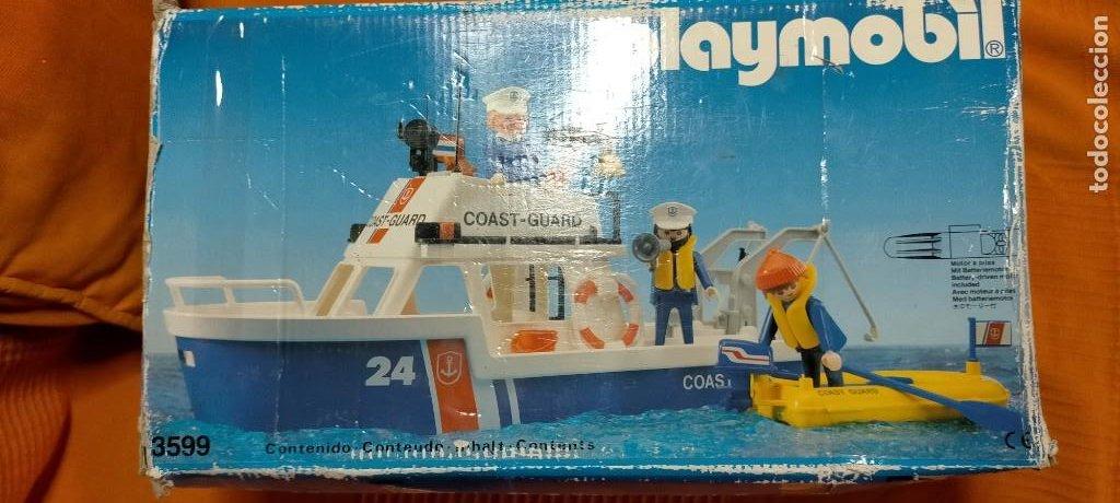 Playmobil: PLAYMOBIL. REF 3599. COAST-GUARD - Foto 6 - 214071856