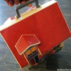 Playmobil: PLAYMOBIL, CASA MALETÍN VACÍA. Lote 214222062