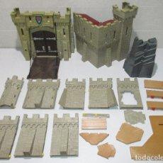 Playmobil: PLAYMOBIL, CASTILLO MEDIEVAL CABALLEROS DEL HALCÓN, REF. 4866. Lote 214855356