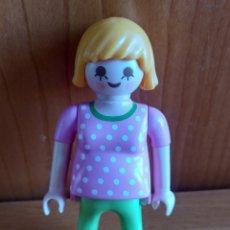 Playmobil: PLAYMOBIL FIGURA EMBARAZADA. Lote 215083810