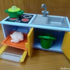 Playmobil: PLAYMOBIL COCINA Y COMPLEMENTOS. Lote 215122883