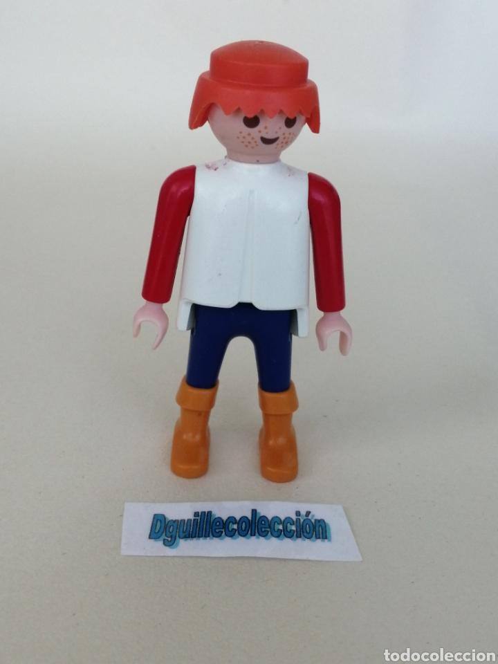 PLAYMOBIL FIGURA CLÁSICA MEDIEVAL (Juguetes - Playmobil)