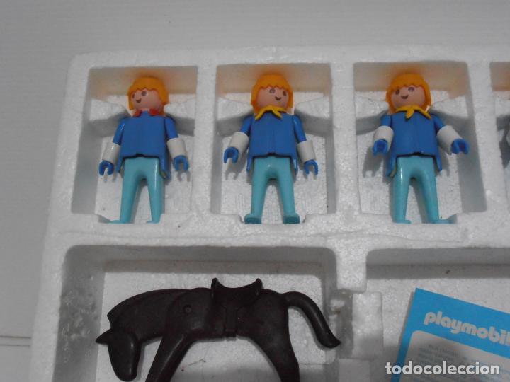 Playmobil: SEPTIMO DE CABALLERIA, FAMOBIL, REF 3408, CAJA ORIGINAL, CASI COMPLETO - Foto 5 - 215668922