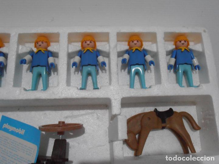Playmobil: SEPTIMO DE CABALLERIA, FAMOBIL, REF 3408, CAJA ORIGINAL, CASI COMPLETO - Foto 6 - 215668922