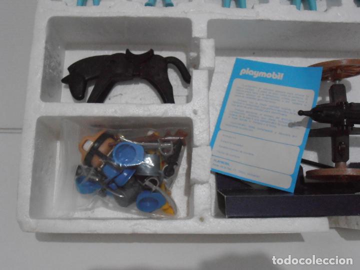 Playmobil: SEPTIMO DE CABALLERIA, FAMOBIL, REF 3408, CAJA ORIGINAL, CASI COMPLETO - Foto 8 - 215668922