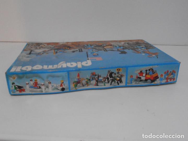 Playmobil: SEPTIMO DE CABALLERIA, FAMOBIL, REF 3408, CAJA ORIGINAL, CASI COMPLETO - Foto 19 - 215668922