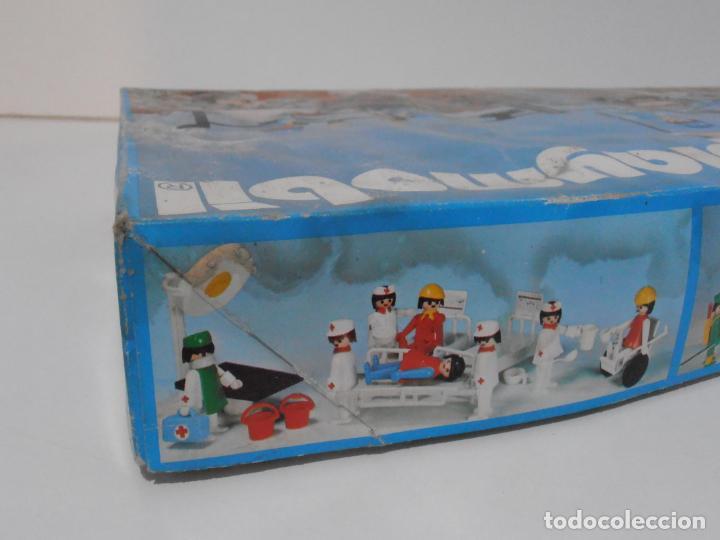 Playmobil: SEPTIMO DE CABALLERIA, FAMOBIL, REF 3408, CAJA ORIGINAL, CASI COMPLETO - Foto 20 - 215668922