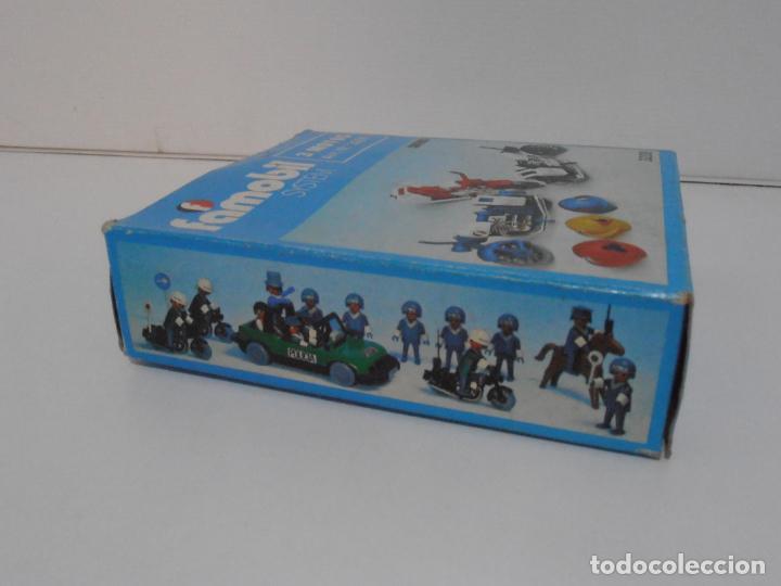 Playmobil: TRES MOTOS, FAMOBIL, REF 3208, CAJA ORIGINAL, COMPLETO - Foto 7 - 215710922