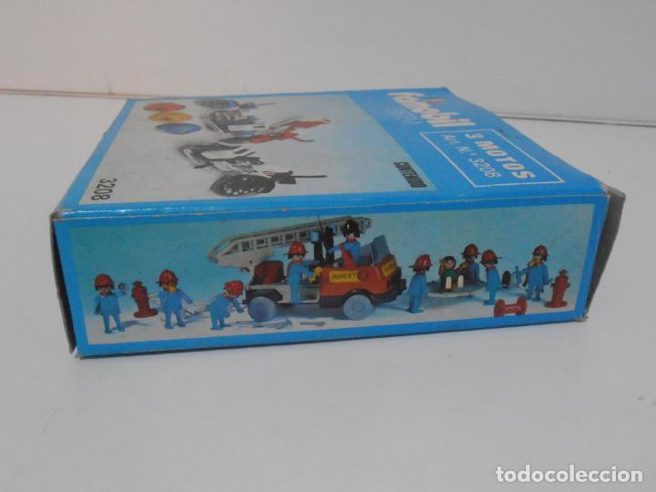 Playmobil: TRES MOTOS, FAMOBIL, REF 3208, CAJA ORIGINAL, COMPLETO - Foto 9 - 215710922