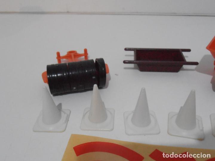 Playmobil: ACCESORIOS DE CONSTRUCCION, FAMOBIL, REF 3202, CAJA ORIGINAL, NUEVO A ESTRENAR - Foto 4 - 215711341