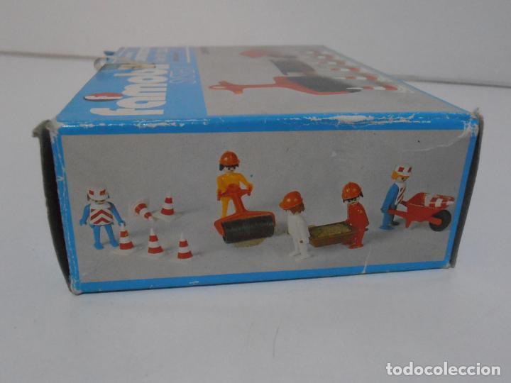 Playmobil: ACCESORIOS DE CONSTRUCCION, FAMOBIL, REF 3202, CAJA ORIGINAL, NUEVO A ESTRENAR - Foto 8 - 215711341