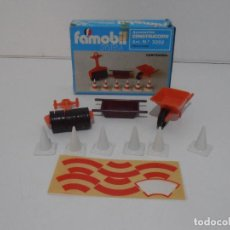 Playmobil: ACCESORIOS DE CONSTRUCCION, FAMOBIL, REF 3202, CAJA ORIGINAL, NUEVO A ESTRENAR. Lote 215711341