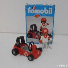 Playmobil: KART, PLAYMOBIL, REF 3574, CAJA ORIGINAL, COMPLETO. Lote 215712038