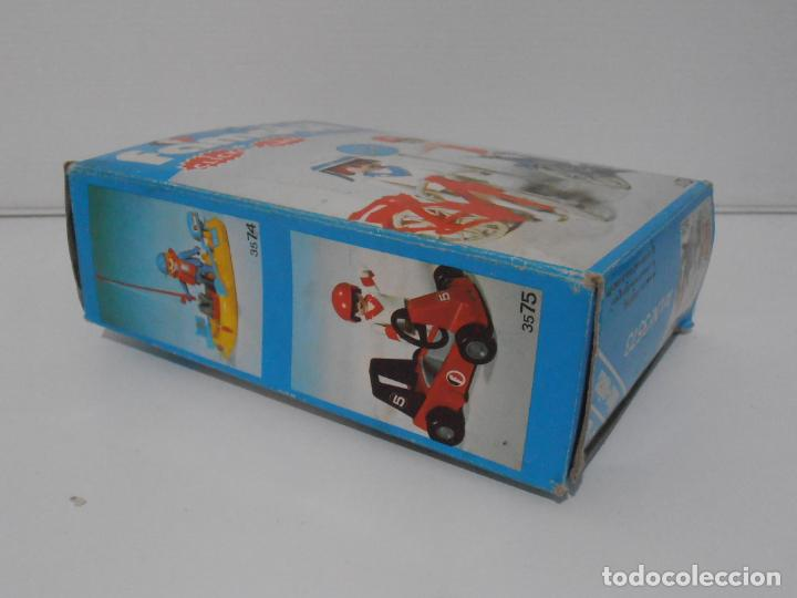 Playmobil: PAREJA DE CICLISTAS, FAMOBIL, REF 3573, CAJA ORIGINAL, COMPLETO - Foto 8 - 215745797
