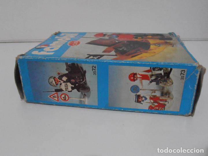 Playmobil: PIRATA CON BARCA, FAMOBIL, REF 3570, CAJA ORIGINAL, COMPLETO - Foto 10 - 215746761