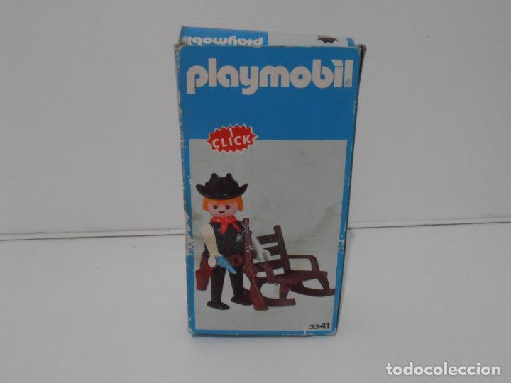 Playmobil: SHERIFF OESTE, PLAYMOBIL, REF 3341, CAJA ORIGINAL, COMPLETO - Foto 2 - 215747951
